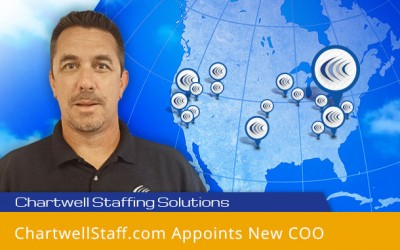 Chartwell Staffing Solutions Appoints COO