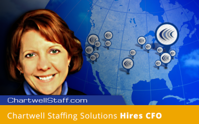 Chartwell Staffing Solutions Hires CFO
